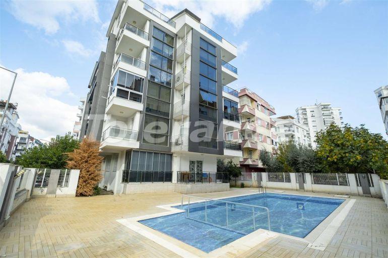 Недорогая вторичная трехкомнатная квартира в Хурме, Коньяалты - 35534 | Tolerance Homes
