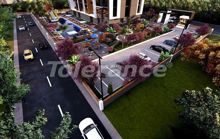 Квартиры современного дизайна в Мезитли, Мерсине в рассрочку от застройщика - 36339   Tolerance Homes