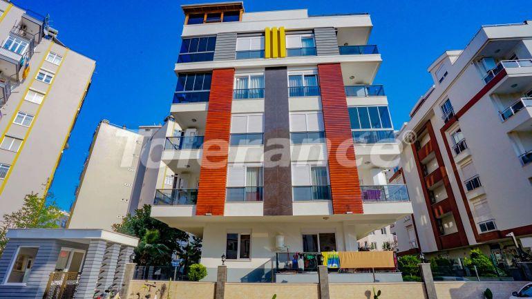 Вторичная трехкомнатная квартира в Лимане, Коньяалты в комплексе с инфраструктурой - 35849 | Tolerance Homes
