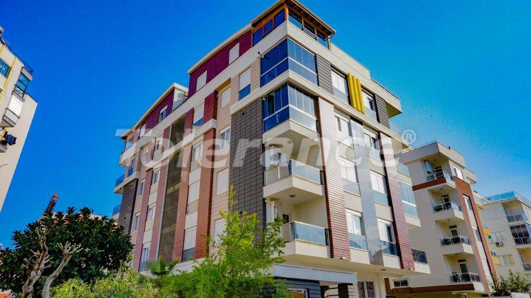 Вторичная трехкомнатная квартира в Лимане, Коньяалты в комплексе с инфраструктурой - 35850 | Tolerance Homes