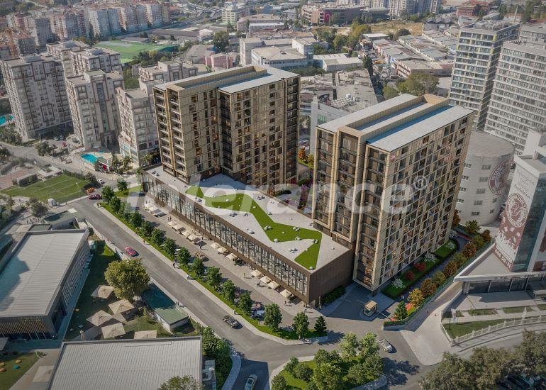 Современные квартиры в Топкапы, Стамбул с рассрочкой от застройщика - 35888 | Tolerance Homes