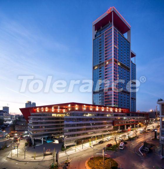 Современные квартиры в Сарыер, Стамбул с возможностью получения гражданства - 36007   Tolerance Homes