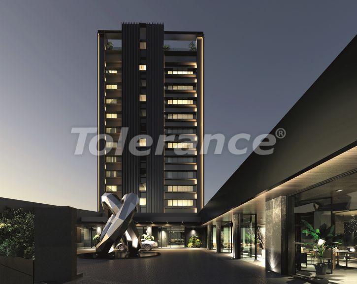 Роскошные квартиры и пентхаусы в самом престижном районе Стамбула - 36140 | Tolerance Homes