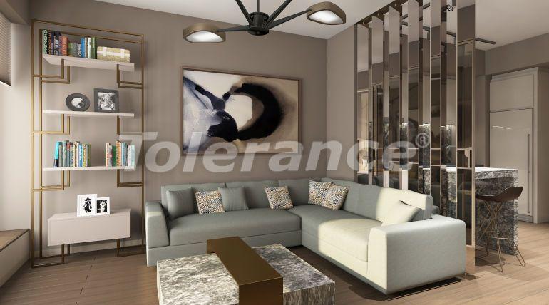 Апартаменты класса люкс в Кадыкёй, Стамбул в комплексе отельного типа с гарантией аренды на 3 года - 42094   Tolerance Homes
