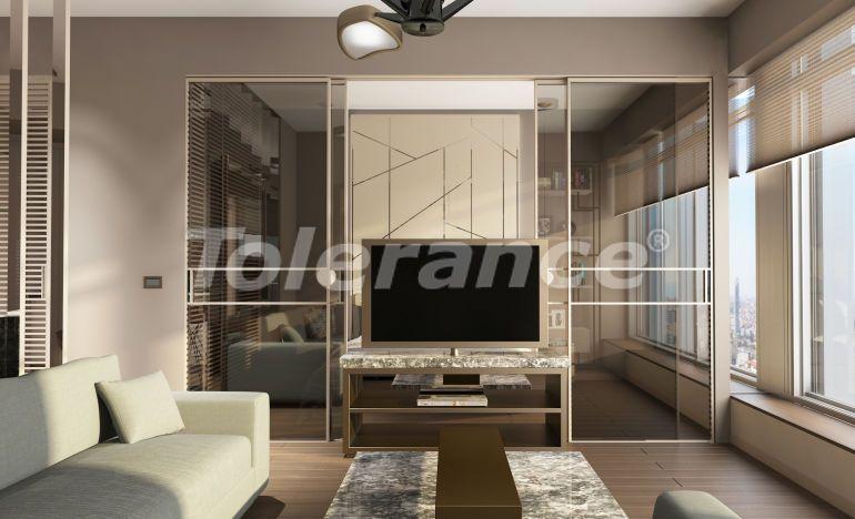 Апартаменты класса люкс в Кадыкёй, Стамбул в комплексе отельного типа с гарантией аренды на 3 года - 42095   Tolerance Homes
