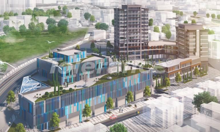 Современные апартаменты в Бейликдюзю, Стамбул выгодные для инвестиций с возможностью получения гражданства - 38614   Tolerance Homes