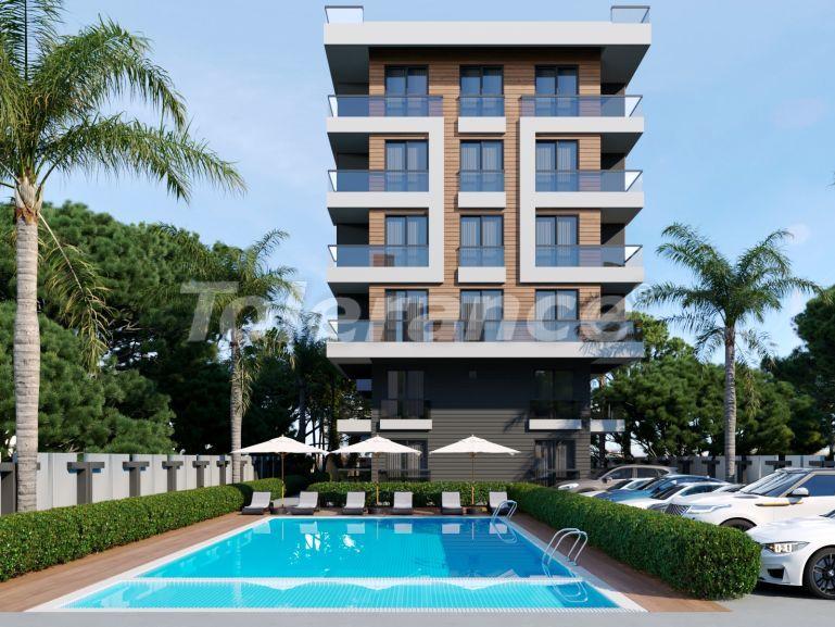 Современные квартиры в Сарысу, Коньяалты в рассрочку от надежного застройщика - 39027 | Tolerance Homes