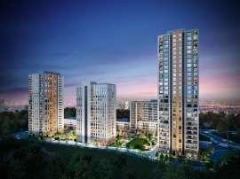 Современный комплекс с квартирами в Бахчешехире, Стамбуле в рассрочку на 9 лет от застройщика - 39138 | Tolerance Homes