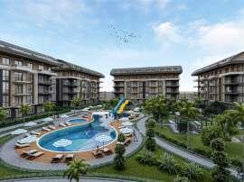 Элитные апартаменты в Оба, Алания в комплексе с бассейном - 39222   Tolerance Homes