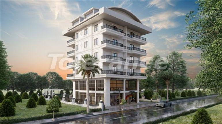 Новый комплекс  Каргиджаке, Аланья, всего 500 м до пляжа - 39290 | Tolerance Homes