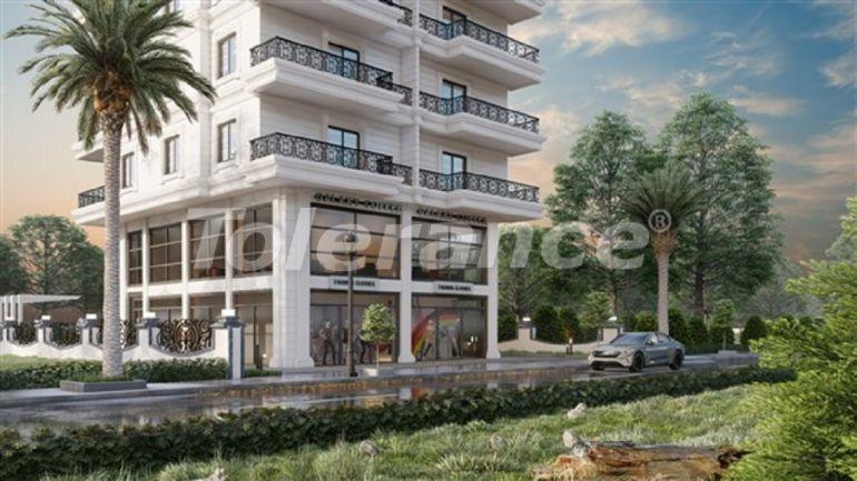 Новый комплекс  Каргиджаке, Аланья, всего 500 м до пляжа - 39289 | Tolerance Homes