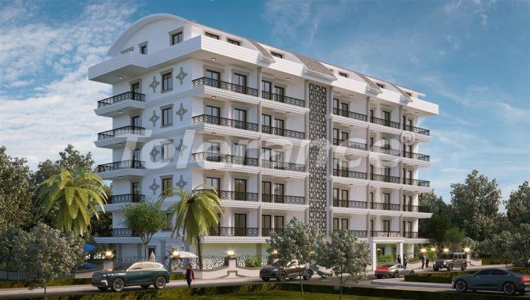 Двухкомнатные квартиры в Махмутларе-Алания от застройщика - 39341 | Tolerance Homes