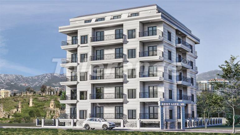 Качественные квартиры в Махмутларе, Алания выгодны для инвестиций - 39370 | Tolerance Homes