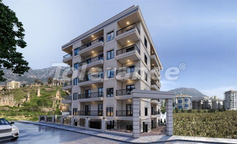 Качественные квартиры в Махмутларе, Алания выгодны для инвестиций - 39367 | Tolerance Homes