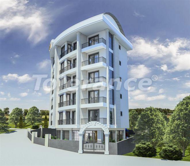 Квартиры в Тосмуре, Алания в современном комплексе с рассрочкой до 1 года - 39399 | Tolerance Homes