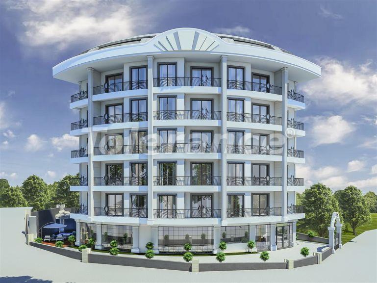 Квартиры в Тосмуре, Алания в современном комплексе с рассрочкой до 1 года - 39400 | Tolerance Homes