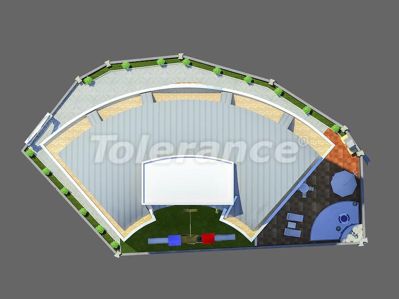 Квартиры в Тосмуре, Алания в современном комплексе с рассрочкой до 1 года - 39418 | Tolerance Homes