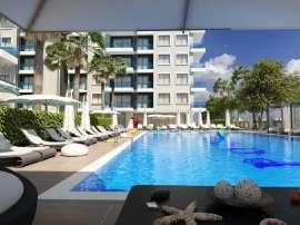 Элитные апартаменты в Махмутларе, Алания в комплексе гостиничного типа - 39625 | Tolerance Homes