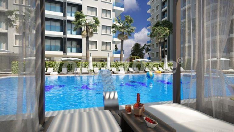 Элитные апартаменты в Махмутларе, Алания в комплексе гостиничного типа - 39623 | Tolerance Homes
