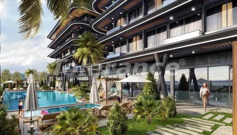 Современные апартаменты в Алании от надежного застройщика - 39760 | Tolerance Homes
