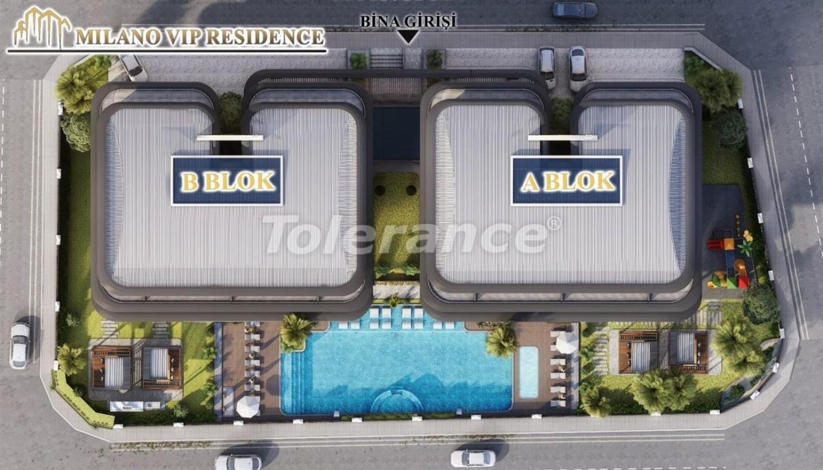 Современные апартаменты в Алании от надежного застройщика - 39846 | Tolerance Homes