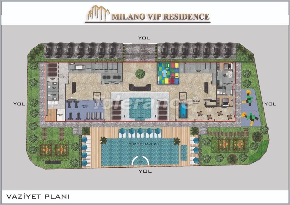 Современные апартаменты в Алании от надежного застройщика - 39845 | Tolerance Homes