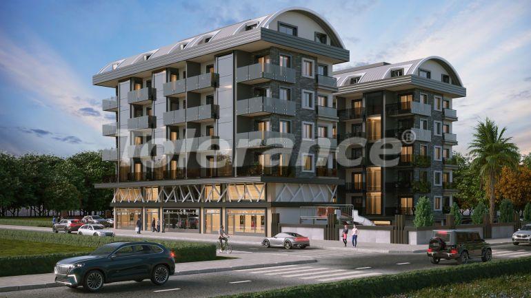 Новые квартиры в Каргыджаке, Алания от застройщика - 40159 | Tolerance Homes