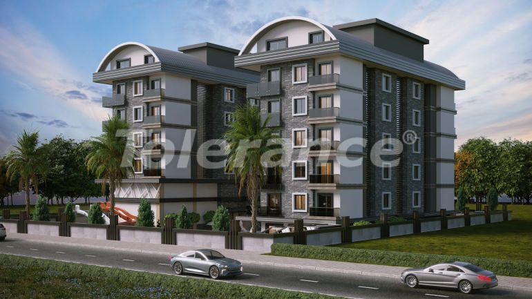 Новые квартиры в Каргыджаке, Алания от застройщика - 40169 | Tolerance Homes