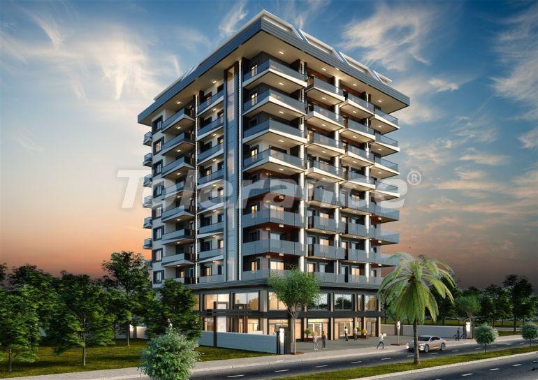 Элитные квартиры в Махмутларе Алания в рассрочку от застройщика - 40186 | Tolerance Homes
