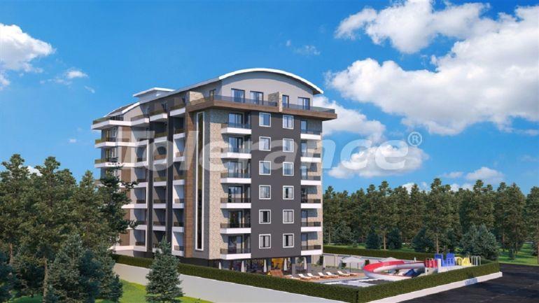 Современные апартаменты в Газипаше от застройщика - 40195   Tolerance Homes