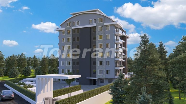 Современные апартаменты в Газипаше от застройщика - 40196   Tolerance Homes