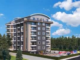 Современные апартаменты в Газипаше от застройщика - 40195 | Tolerance Homes