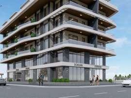 Современные квартиры в Кестеле, Алания в рассрочку от застройщика - 40370   Tolerance Homes