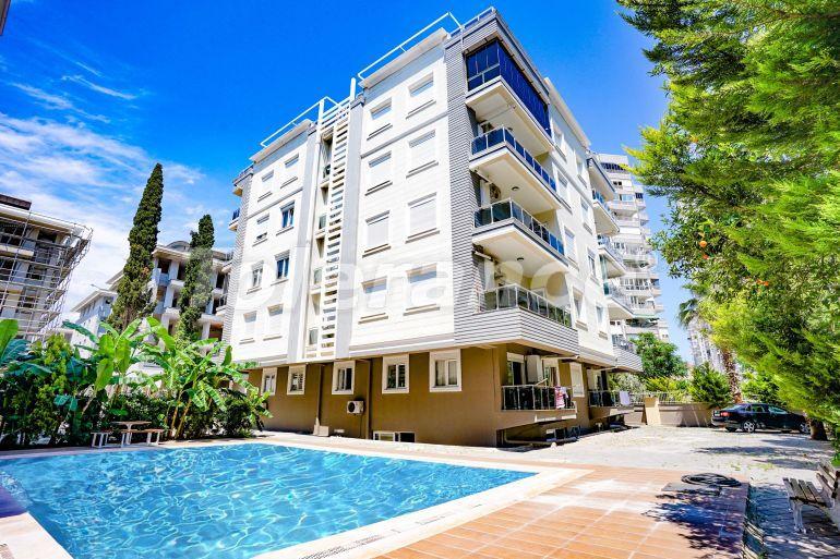 Просторные вторичные квартиры  в Коньяалты, Анталия в комплексе с бассейном - 40476   Tolerance Homes
