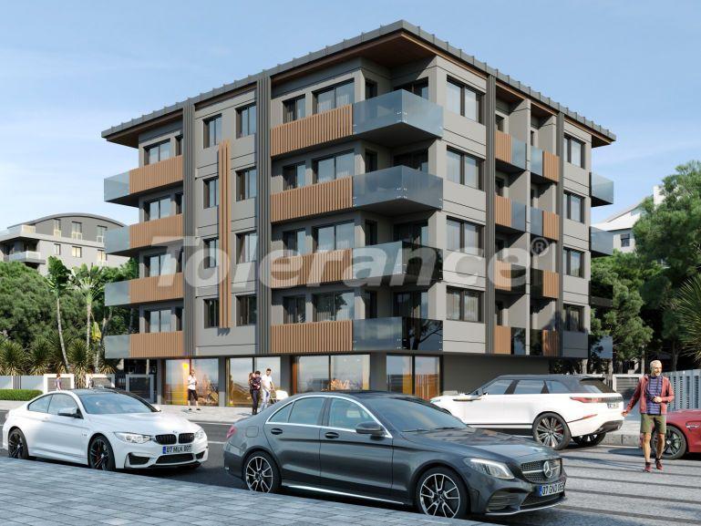 Шикарные современные квартиры в Муратпаша, Анталия от застройщика - 40498   Tolerance Homes