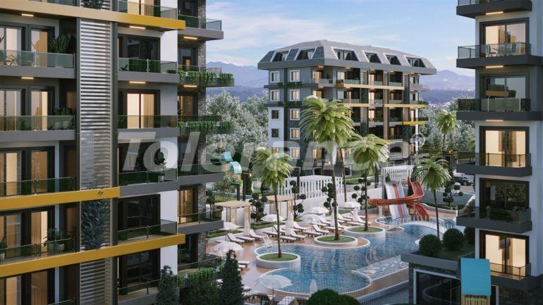 Квартиры в Авсалларе, Алания выгодны для инвестиций с рассрочкой платежа - 40676 | Tolerance Homes