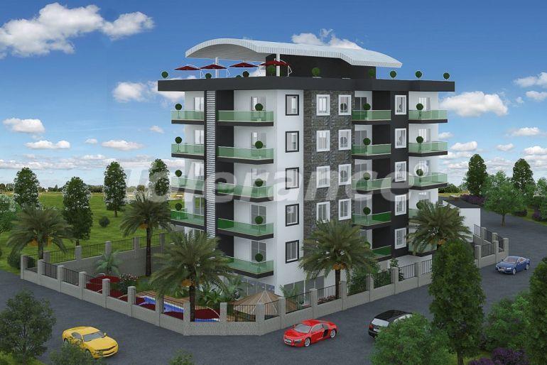 Недорогие двухкомнатные квартиры в Авсалларе, Алания от застройщика - 40718 | Tolerance Homes