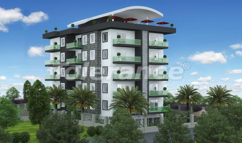 Недорогие двухкомнатные квартиры в Авсалларе, Алания от застройщика - 40717 | Tolerance Homes