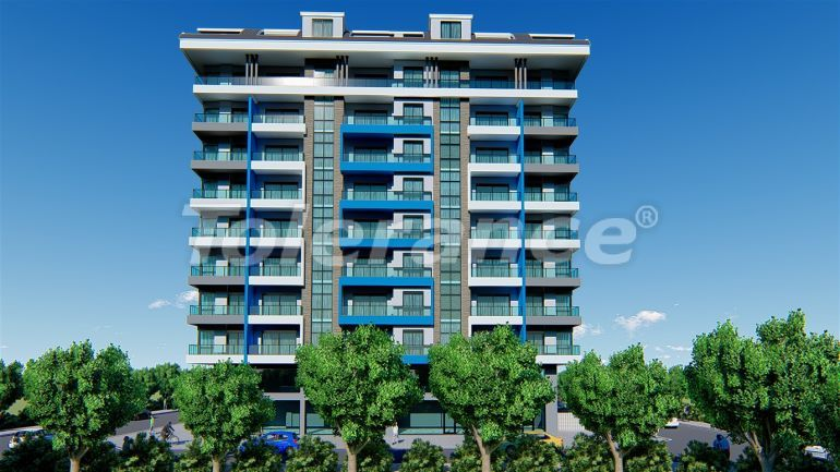 Недорогие апартаменты в Махмутларе, Аланья - 40875   Tolerance Homes