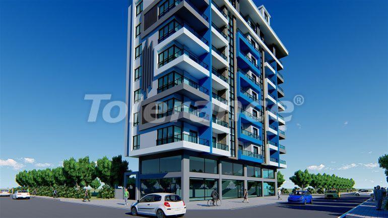 Недорогие апартаменты в Махмутларе, Аланья - 40880   Tolerance Homes