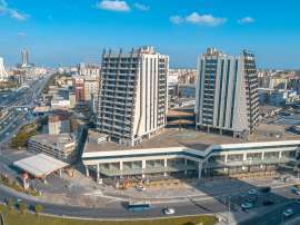 Коммерческие помещения под офисы в Бейликдюзю, Стамбул с гарантией обратного выкупа - 41053 | Tolerance Homes