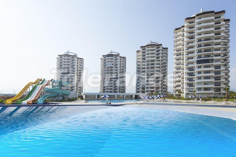 Квартиры в Эрдемли, Мерсине в комплексе с инфраструктурой от застройщика рядом с морем - 42314   Tolerance Homes
