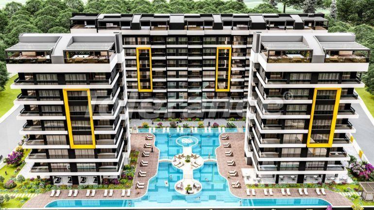 Квартиры класса люкс в Кепезе, Анталии от застройщика - 42634   Tolerance Homes