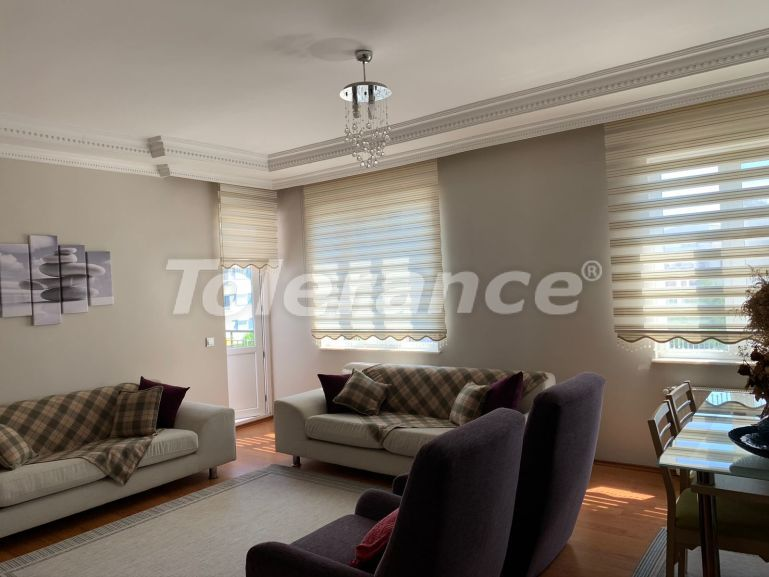 Просторная недорогая квартира в Торос, Коньяалты с большой терассой - 42950 | Tolerance Homes