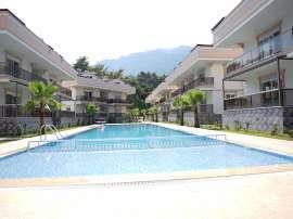 Новые просторные квартиры в Куздере, Кемере в комплексе с открытым бассейном - 42898 | Tolerance Homes
