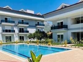 Дешевые квартиры в Куздере, Кемер в комплексе с бассейном от застройщика