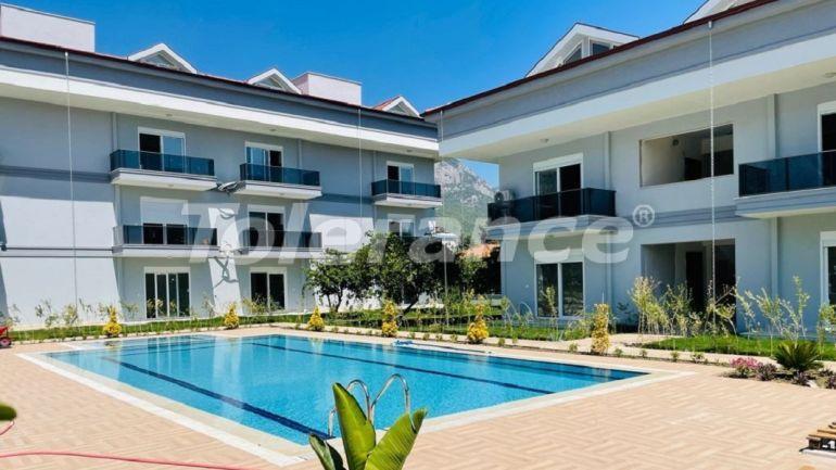 Дешевые квартиры в Куздере, Кемер в комплексе с бассейном от застройщика - 43579   Tolerance Homes