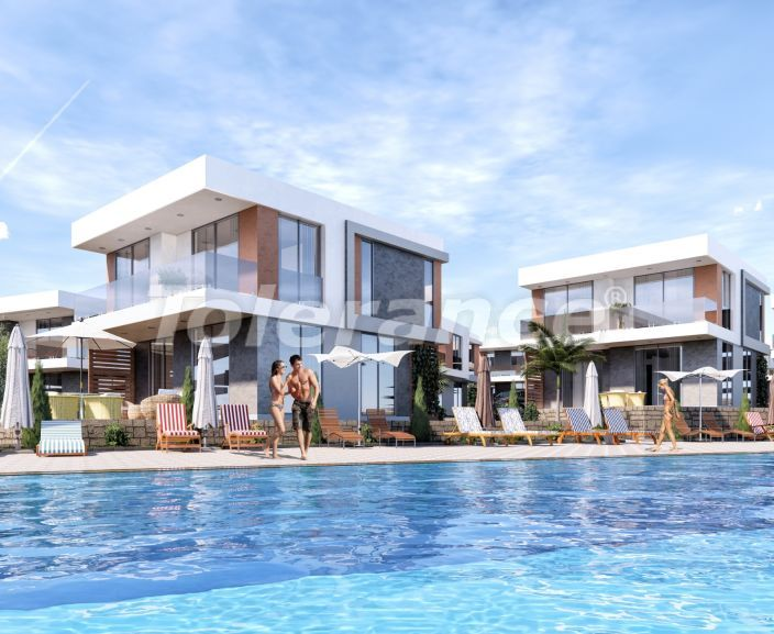 Новые квартиры в Акбюке, Дидим с рассрочкой от застройщика и видом на море - 43502   Tolerance Homes