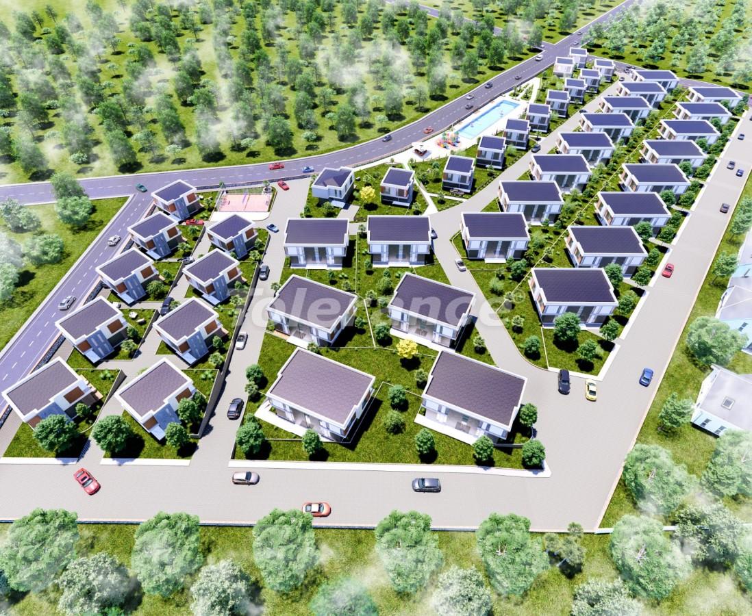Новые квартиры в Акбюке, Дидим с рассрочкой от застройщика и видом на море - 43513   Tolerance Homes
