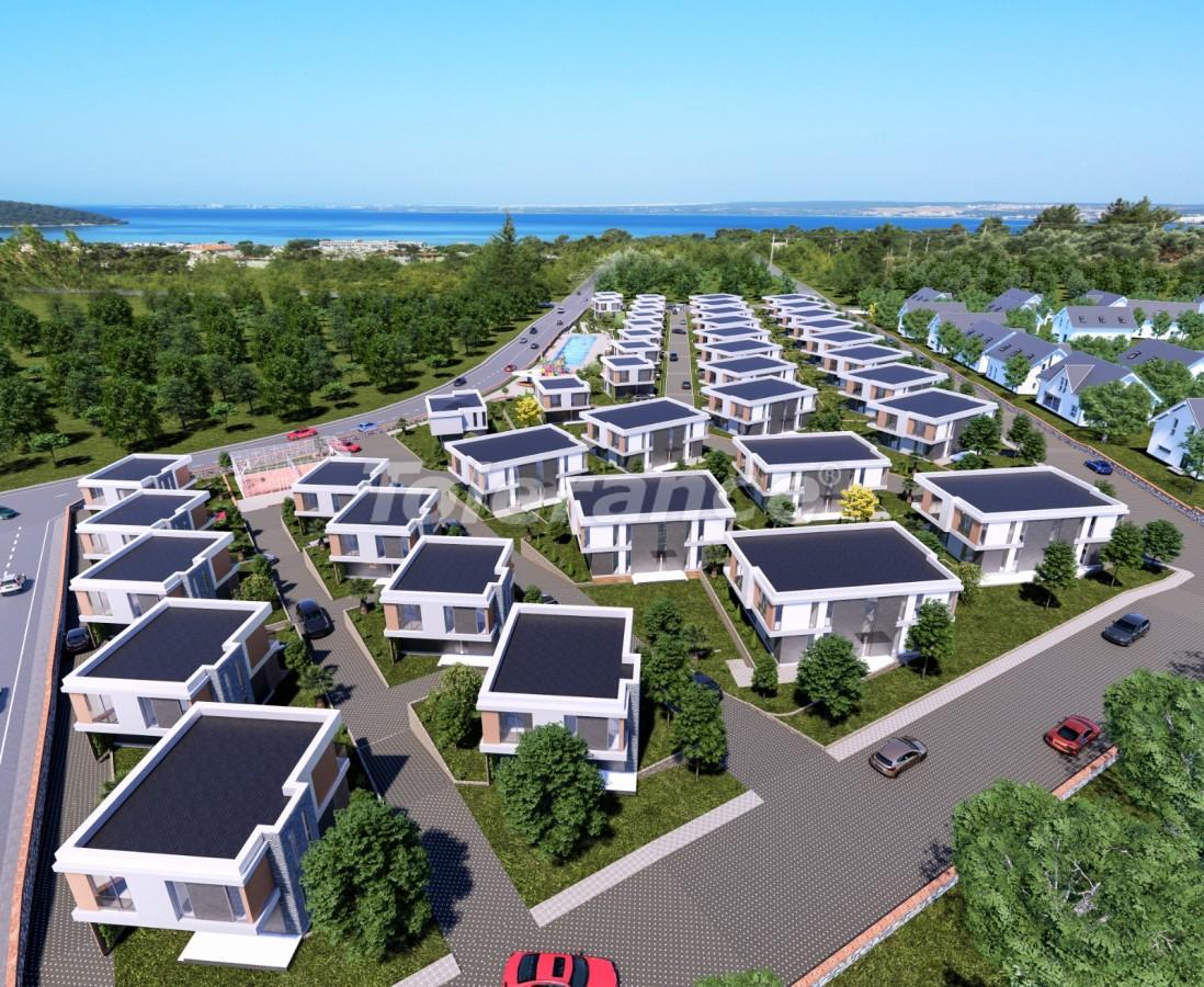 Новые квартиры в Акбюке, Дидим с рассрочкой от застройщика и видом на море - 43512   Tolerance Homes
